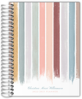 Pastel Paint Palette Teacher Planner