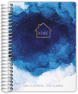 Deep Blue Home Real Estate Planner