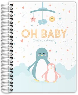 Mama Baby Penguins Pregnancy Planner