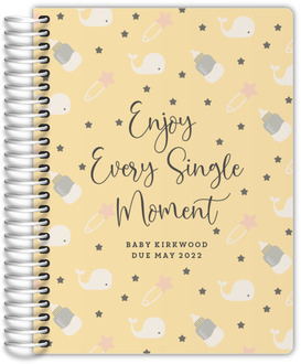 Enjoy Every Single Moment Pregnancy Planner