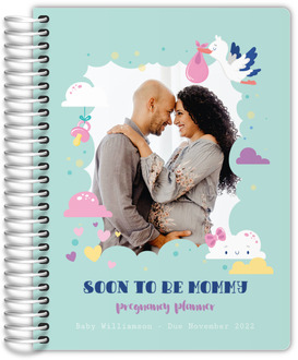 Soon To Be Mommy Pregnancy Planner