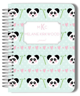 Panda Love Journal