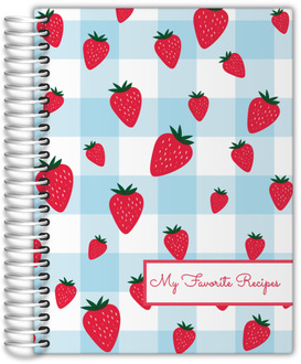 Strawberry Jam Recipe Journal