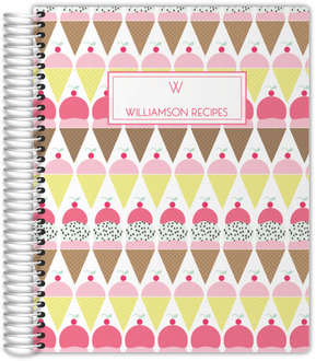 Sweet Treats Recipe Journal