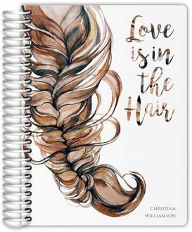 Love Is In The Hair Stylist Planner