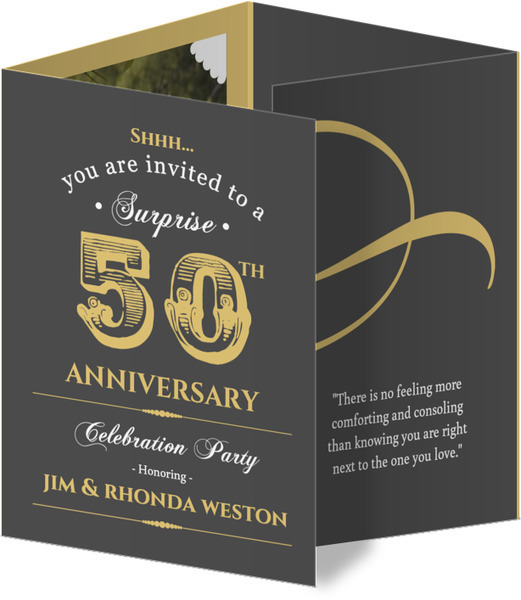 Super Accordion Wedding Invitations PC96