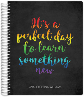 Perfect Day Teacher Planner