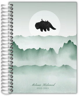 Green Mountains Daily Planner