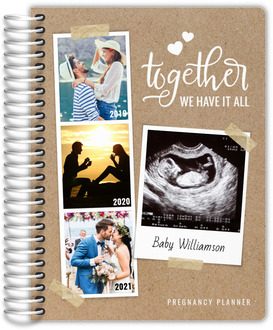 Together We Have It All Pregnancy Planner