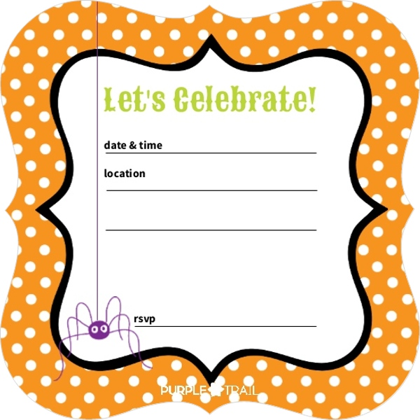 blank halloween invitations 47659 enews