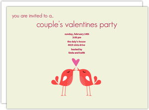 Soulmates Valentine S Party Invitation