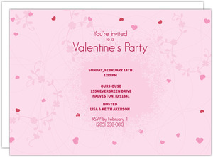 Tiny Hearts Valentines Party