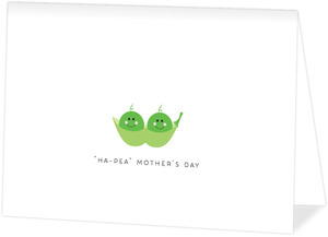 Peas In A Pod Mothers Day Card