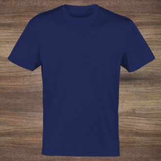 Design Your Own T-Shirt - Blue