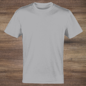 Design Your Own T-Shirt - Gray