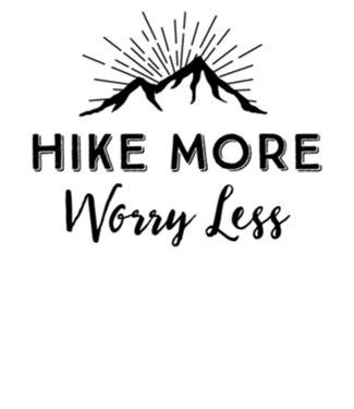 Hike More Custom Tshirt
