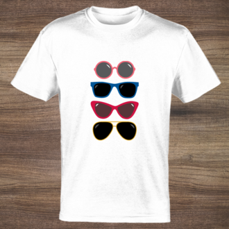 Sun Glasses T-shirt