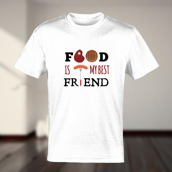 Food t shirts design food for Best custom t shirts
