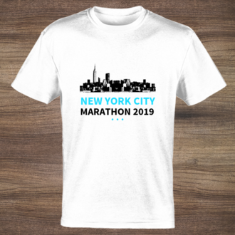 New York City Marathon Run T-shirt
