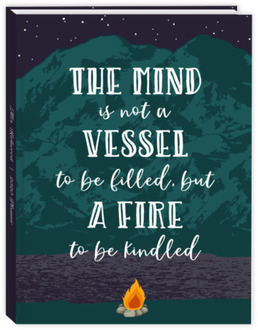 A Fire to be Kindled Teacher Planner