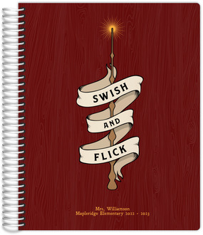 Swish and Flick Teacher Planner