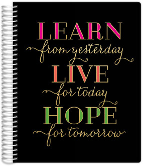 Learn Live Hope Custom Teacher Planner