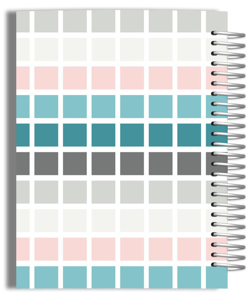 Precious pattern photo mom planner mom planners for Custom photo planner