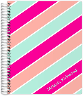 Lovely Stripes Mom Planner