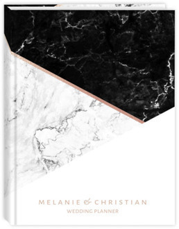 Shades of Marble Wedding Planner