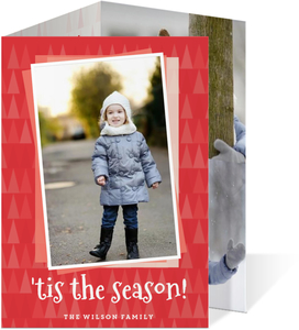 Tis the Season MultiPhoto Holiday Photo Card