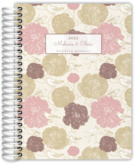 Vintage Blossoms Custom Wedding Planner