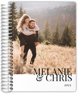Modern Type Custom Wedding Planner