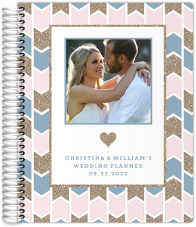 Photo Banner Pattern Wedding Planner