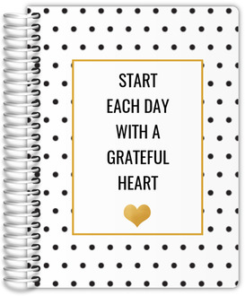 Start Each Day With A Grateful Heart Mom Planner