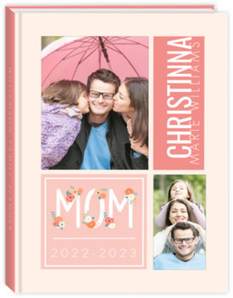 Photo Block Sewn Mom Planner