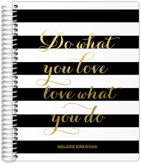 Do What You Love Mom Planner