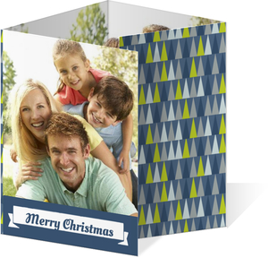 Sweetly Simple Christmas Photo Card