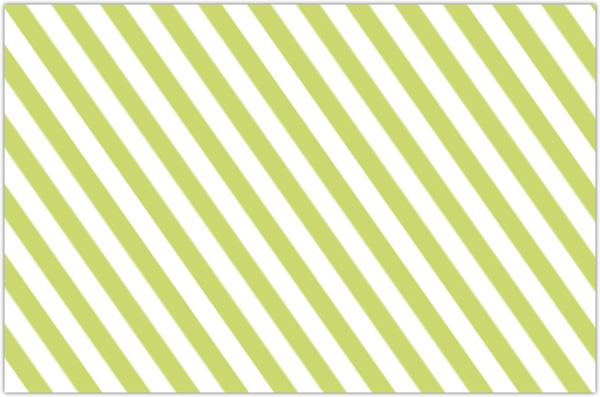 Candy Cane Stripes  Christmas Photo Card
