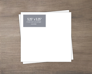 5.25x5.25 Create Your Own Envelope