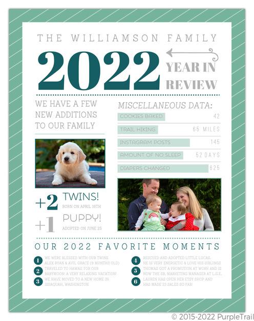 modern family infographic christmas letter christmas letter templates