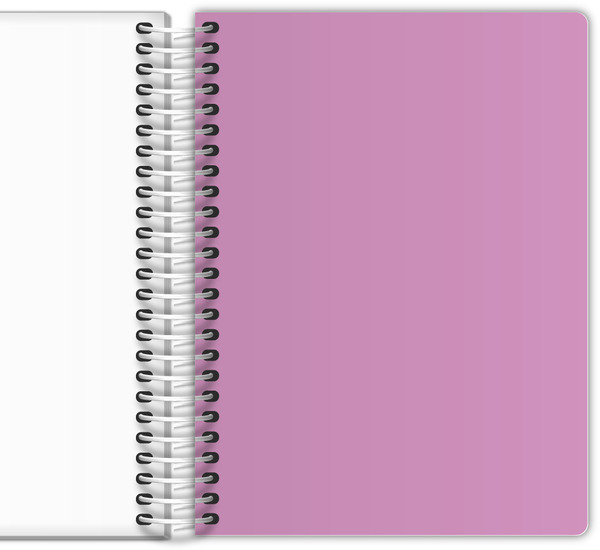 Paint stroke weekly planner weekly planners for Paint planner