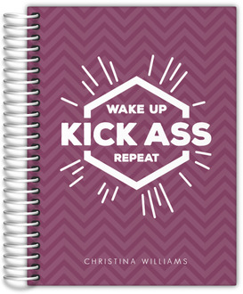 Wake Up Chevron Weekly Planner