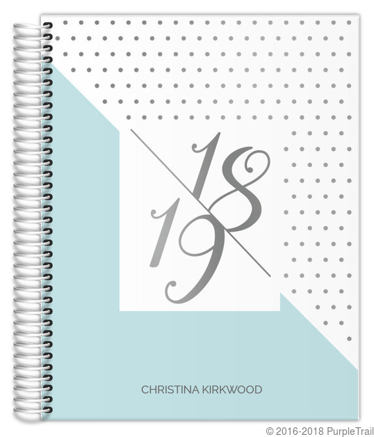 Sparkly Crystal Chandelier Magical Planner