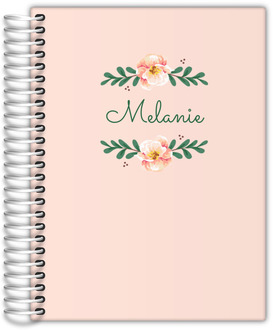 Floral Simplicity Mom Planner