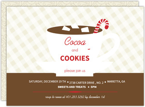 Cookie Exchange Invitations Cookie Party Invitations