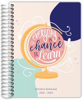 Chance To Learn Globe Student Planner