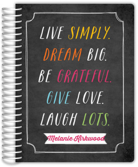Live Simply Student Planner