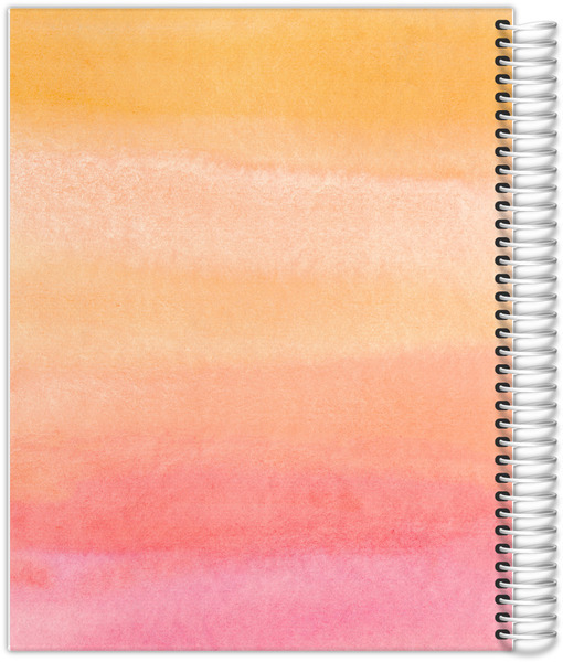 Sunshine Watercolor Mom Planner