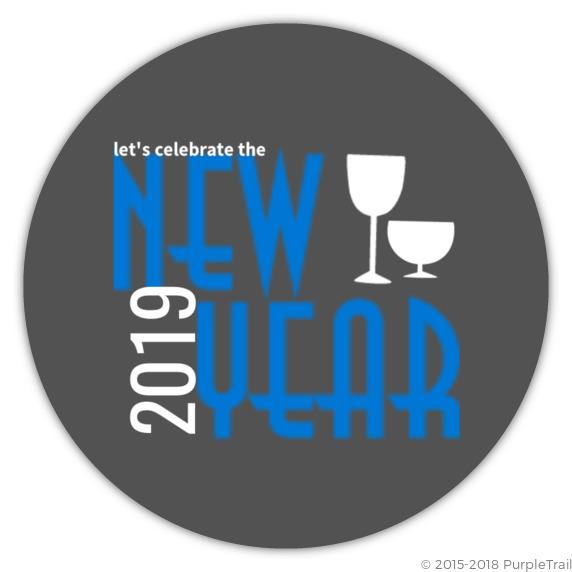 Swanky New Years Party Invitation
