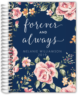 Forever And Always Custom Planner